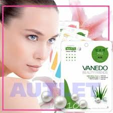 <b>All New</b> Cosmetic Vanedo Beauty Friends <b>Увлажняющая маска</b> для ...