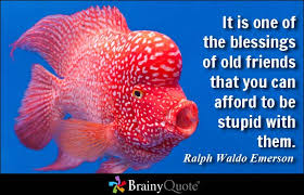 Old Friends Quotes - BrainyQuote via Relatably.com