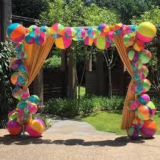 "Inflatable 15"" Bright <b>Extra</b> Large Beach <b>Balls</b> | kids <b>birthday</b> | Beach ..."