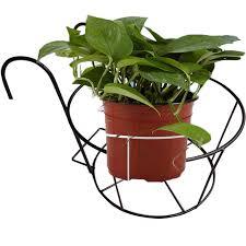 Saksisi Metal Raflar <b>Mensole Per Fiori</b> Decoration Terrasse Planten ...