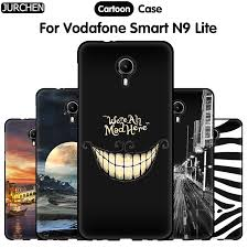 JURCHEN Cartoon Phone Case For <b>Vodafone Smart</b> N9 Lite Case ...