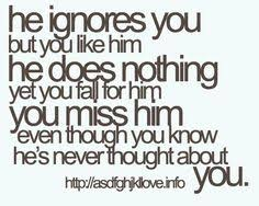 Secret Crush Quotes on Pinterest | Crush Quotes, Girl Facts and ... via Relatably.com