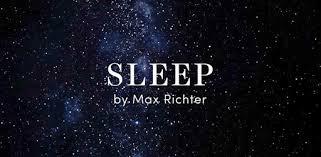 SLEEP by <b>Max Richter</b> - Sleep, Meditation & Focus - Apps on ...