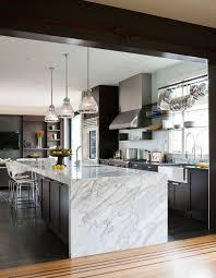 calacatta marble kitchen waterfall: the calcutta kitchen modernkitchen calcuttaisland the calcutta kitchen