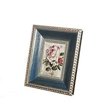 Brave Tour 4x6 inch <b>European Style Retro</b> Solid Wood <b>Frame</b> for ...