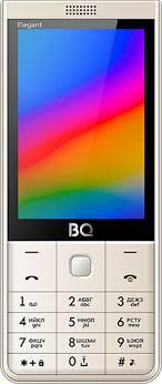 Мобильный <b>телефон</b> BQ mobile <b>BQ</b>-<b>3595</b> Elegant Gold - купить ...