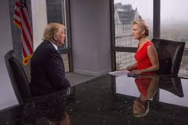 megyn kelly s guide to surrendering to donald trump the new yorker megyn kelly interviews donald trump at trump tower