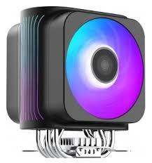 <b>Кулер</b> для процессора <b>PCcooler GI</b>-<b>D66A</b> HALO RGB — купить по ...