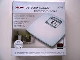 Обзор от покупателя на <b>Весы напольные Beurer</b> PS25 белый ...
