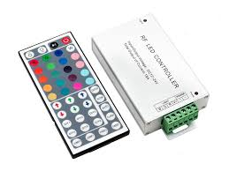 <b>Контроллер SWGroup LED Controller</b> Touch Deluce 12 24V 18A ...