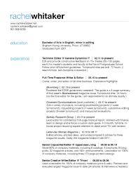 waitress resume for skill summary and  seangarrette cowaitress resume for skill