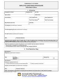virginia employees employment law virginia blog 2012 grievance form a