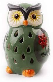 ASTRAEUS Owl Light Decor Solar Animal Light Led ... - Amazon.com