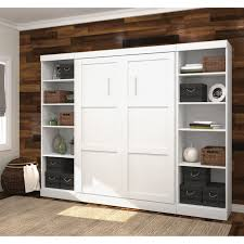 murphy beds wayfair 108 63 full storage bed kit home decorators coupon home decorating bedroom living spaces small