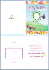 birthday card template word net birthday card template wordbest business templates best business birthday card