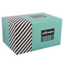 """<b>Подарочный</b> набор для женщин Cafe mimi """"Fun Box Body care ..."""