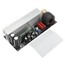 3000w pure sine wave solar power inverter 12v 220v 60hz converter dc to ac