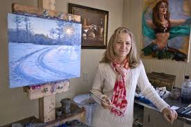artist goes back to creating after getting business degree artist goes back to creating after getting business degree