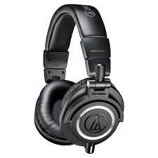 Купить <b>Наушники</b> полноразмерные <b>Audio</b>-<b>Technica ATH</b>-M50X ...