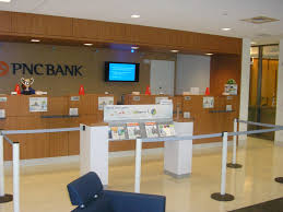 sf office pnc banks navy yard branch in philadelphia recently received leed ci gold certification from the united states green building council bank and office interiors