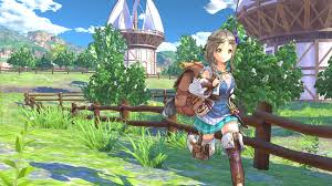 review atelier firis the alchemist and the mysterious journey excuse me you appear to be an alchemist a hopeful quest giver might ask a passing firis my kid s sick could you make some medicine