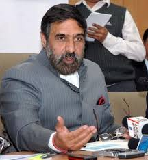 The Union Minister of Commerce and Industry Shri Anand Sharma