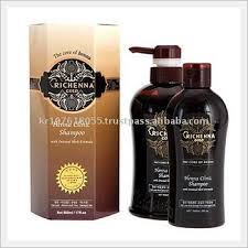 <b>Richenna Gold Henna Clinic</b> Hair Shampoo With Oriental Herb ...