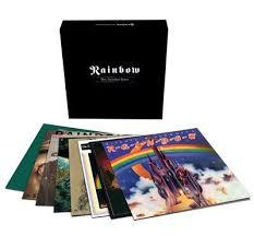 <b>Rainbow</b>-The-<b>Polydor</b>-<b>Years</b>-Box-Set-180g-9LP