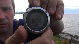 Мои новые <b>часы Suunto</b> traverse SS021843000 ...