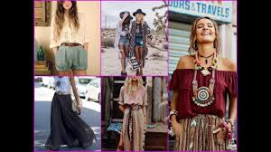 Best Summer <b>Boho</b> Outfits Ideas 2018 / <b>Fashion Bohemian Style</b> ...