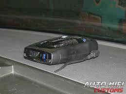 Установка радар-детектора <b>Whistler Pro</b>-<b>70ST Ru</b> в Volkswagen ...