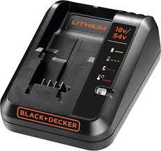 <b>Зарядное устройство Black</b> & Decker BDC2A, 18 В, 2 А, черный ...