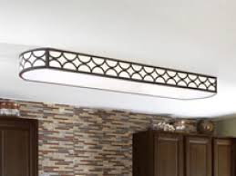 Fluorescent Kitchen Ceiling Light Fixtures Flush Mount Fluorescent Kitchen Lighting Soul Speak Designs