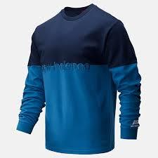 Men's <b>Long Sleeve</b> Shirts & Vests   New Balance