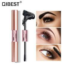 NEW <b>QIBEST Silk Fiber Mascara</b> Eyelash BLACK Mascara ...