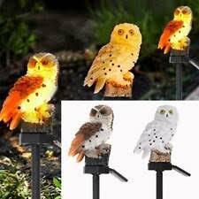 <b>Solar Owl</b> Garden <b>Lights</b> products for sale | eBay