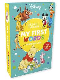 Мои первые слова. My first words. 15 <b>развивающих книжек</b> ...