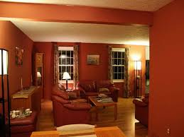 room paint red: color decorations accessories living room cly golden and red