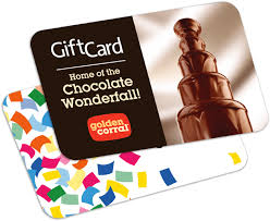 Golden Corral Gift Cards | Golden Corral Buffet Restaurants