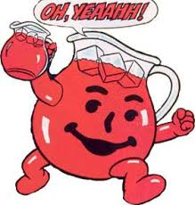 Kool Aid Man Quotes and Sound Clips - Hark