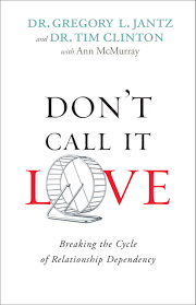 books dr gregory jantz don t call it love
