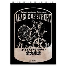 <b>Блокнот</b> League of street #1872768 от Amy Saroyan