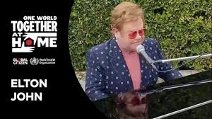 "<b>Elton John</b> performs ""I'm Still Standing"" 