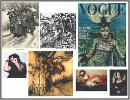 introduction to gothic literature culture notebook gothic literature visual prompts