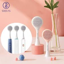 <b>SOOCAS Facial Cleansing</b> Brush Head for Xiaomi Soocas X1 X3 ...