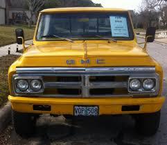 1969 Gmc Truck Gmc Other Custom 1969 Gmc 1500 Pickup Truck Automatic 4x4