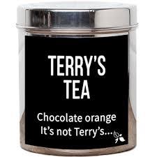 <b>Terry's Tea</b> | Bird & Blend Tea Co.