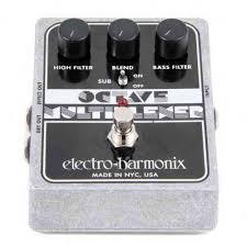 Педаль для электрогитары Electro-Harmonix <b>Octave</b> Multiplexer ...