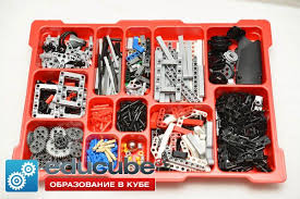 LEGO Mindstorms Education EV3 - базовый набор | LEGO 45544 ...