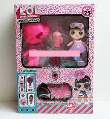 <b>LOL Surprise</b>!!! Набор в коробке.